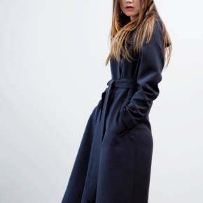 Raey Ash Trench Coat
