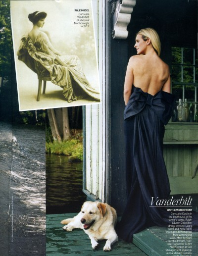 Vogue Consuelo Vanderbilt Costin6