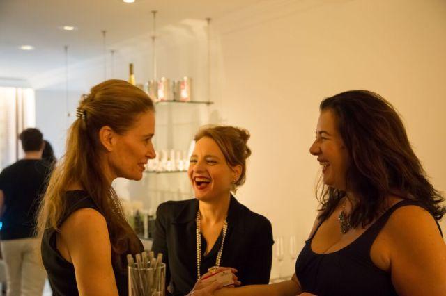 Ellen, Maria and ...TBD